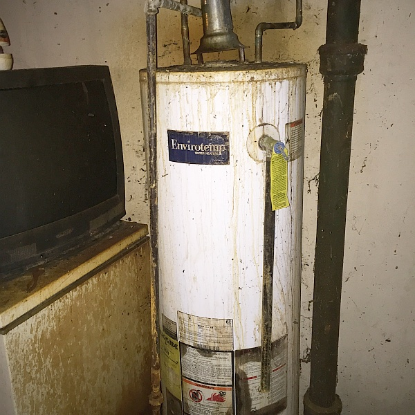 Water Heater Don'ts